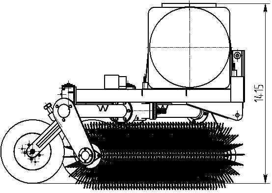 Тумблер (3 положения) отопителя под винт - МТЗ Центр