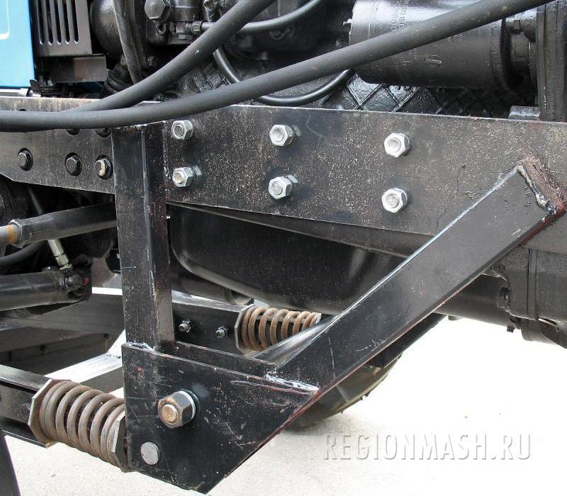 Отвал МТЗ-82 стандартный УМДУ-80/82